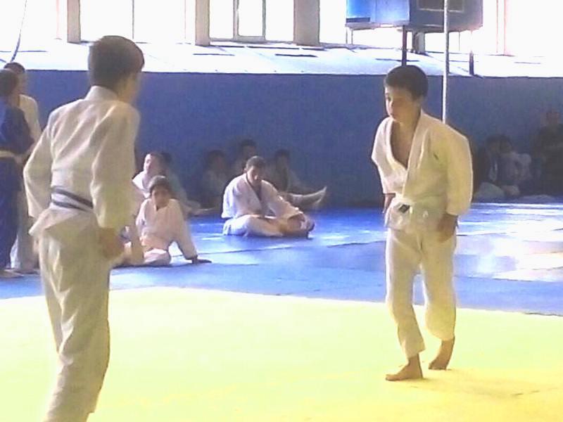 Judo de formare